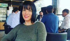 Anita Alvarado cuenta  como pasa la cuarentena con 5 hijos