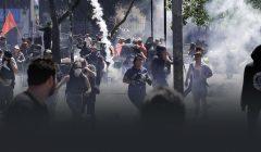 Académicos advierten riesgos en uso de armas antidisturbios de disuasión acústica