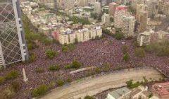 25 días de manifestaciones y el recuento de cambios en las instituciones