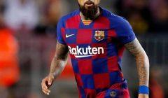Así analizan la temporada de Vidal en la Liga… Una de las mejores notas del Barcelona y el concepto con que lo describen.